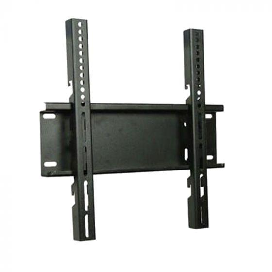 """Stevige muurbeugel voor het eenvoudig bevestigen van een televisie aan een muur. Deze beugel is geschikt voor televisies van 32"""" tot 37"""" met een gewicht van maximaal 75 kg. Door uw televisie aan de wand te bevestigen bespaart u niet alleen ruimte, maar u kunt uw televisie ook nog een op de ideale kijkhoogte bevestigen. Naast het voorkomen van nek- en rugklachten draagt deze manier van bevestigen aan een strakke inrichting."""